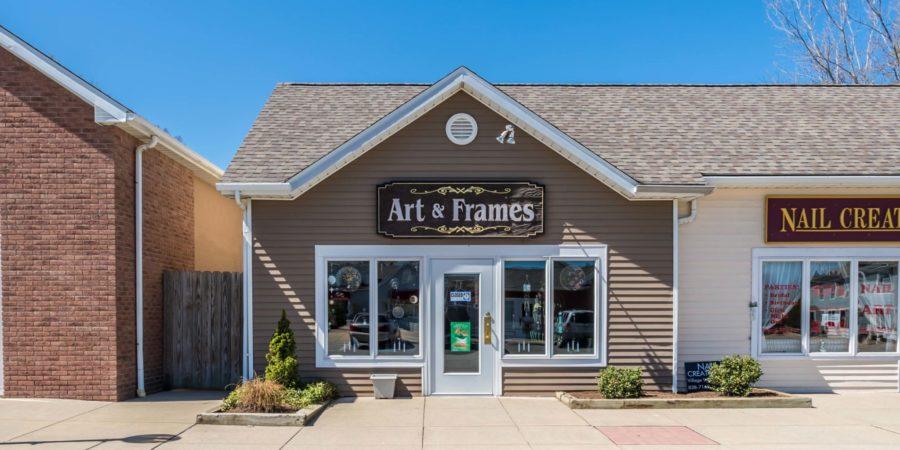 Arts & Frames