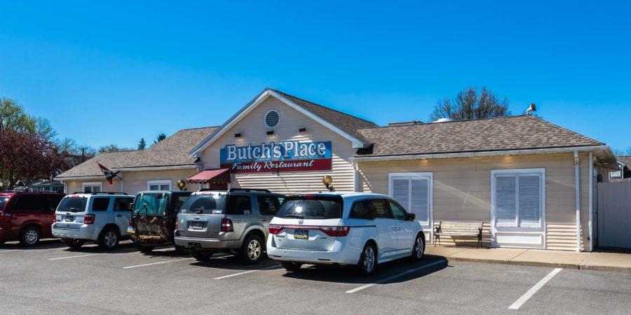 Butch's Restaurant Exterior