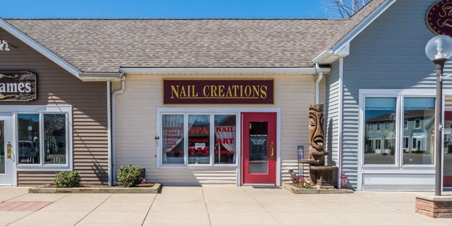 Nail Creations Exterior
