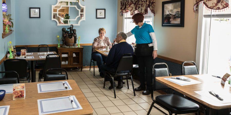 Butch's Restaurant interior 2