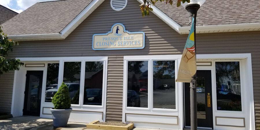 Presque Isle Closing Services